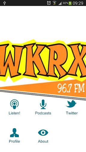WKRX FM 96.7