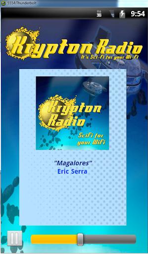 Krypton Radio Basic Player