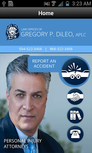 Gregory P. DiLeo APLC