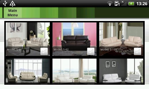 Green P's Furniture - screenshot thumbnail