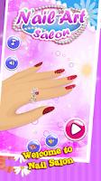Screenshot of Nail Art Salon – Girls Game