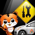平安行车助手 logo