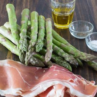 Serrano Ham Wrapped Asparagus Recipe