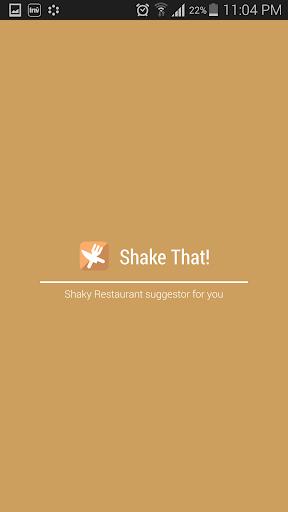Food Shake