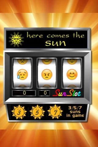 Sun Slot- screenshot