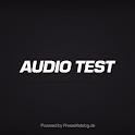 AUDIO TEST - epaper icon
