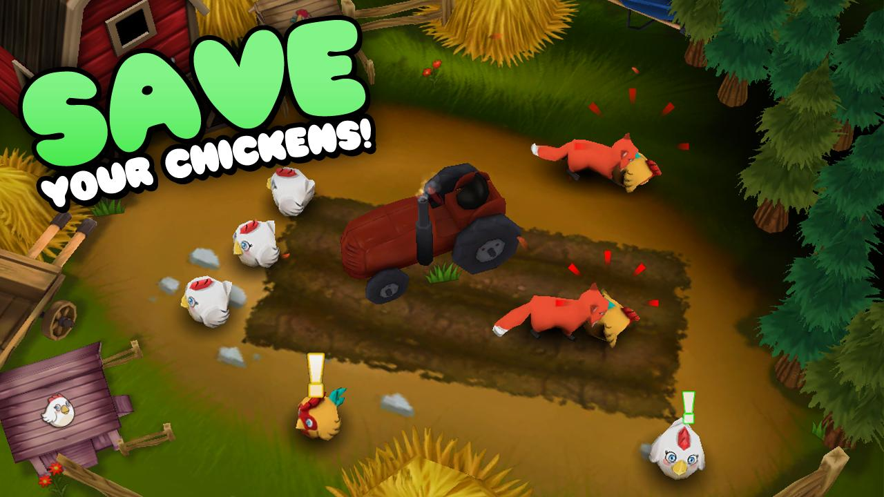 Chicken Coup Remix HD - screenshot