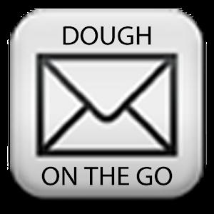 Dough On The Go Envelopes