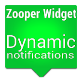Zooper Dynamic Notification