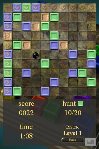 CubeHunt- screenshot