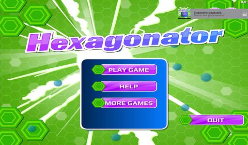 【免費休閒App】Hexagonator Free-APP點子