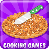 Toffee Nut Tart Cooking Games