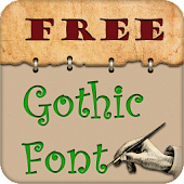 Free Fonts for Gothic Style