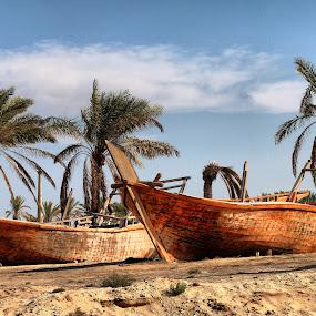 by Ahmed Rayan - Transportation Boats (  )