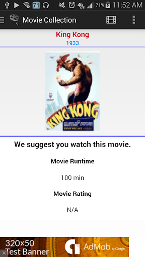 Movie Tamer