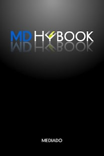 MD HyBook Reader- screenshot thumbnail
