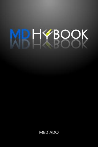 MD HyBook Reader- screenshot