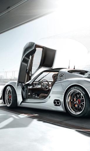 Super Cars Live Wallpaper