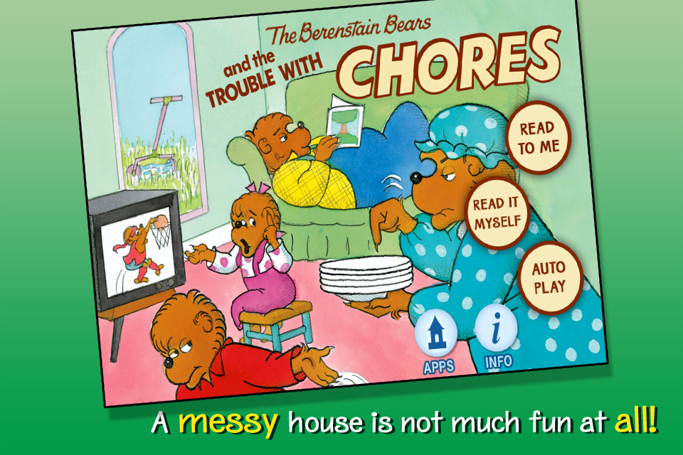 BB - Trouble with Chores - screenshot