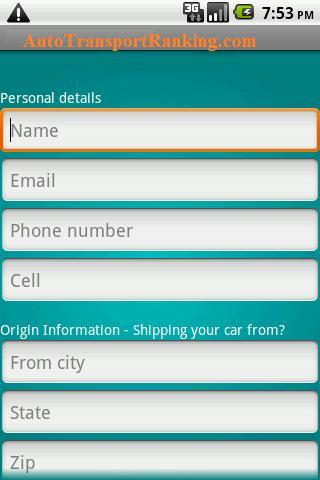 Auto Transport- screenshot