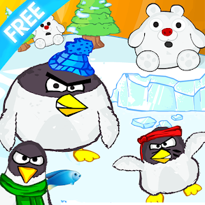 Angry Penguins Lite Version for PC and MAC