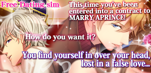Contract marriage dating sim