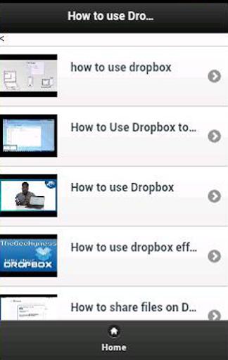 【免費媒體與影片App】How to use Dropbox-APP點子