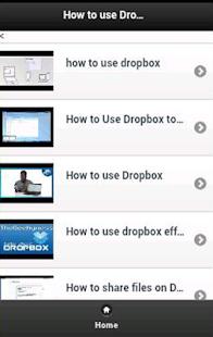 玩媒體與影片App|How to use Dropbox免費|APP試玩