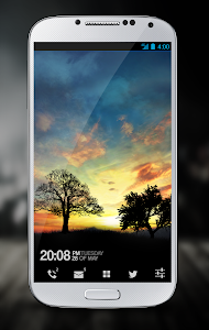 Sunset Hill Pro Live Wallpaper v1.6.3