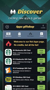 Apps giftshop – Free Gift Card screenshot 3