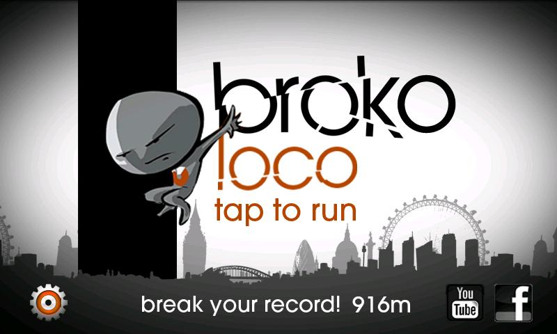 Broko Loco- screenshot