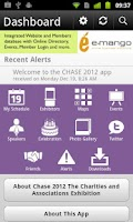 Screenshot of Chase 2012