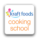 Kraft Foods Cooking School logo