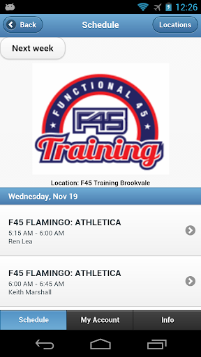 F45 Training Brookvale