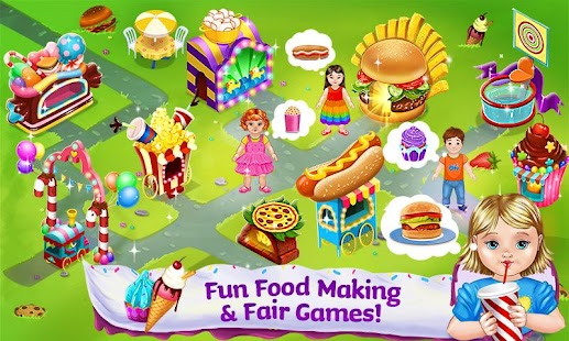 Baby Food Fair - Make Play