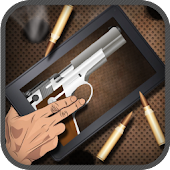Virtual Gun App Weapon Nexus 7