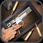 Virtual Gun App Mobile Weapon