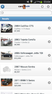 Used Cars For Sale screenshot 2