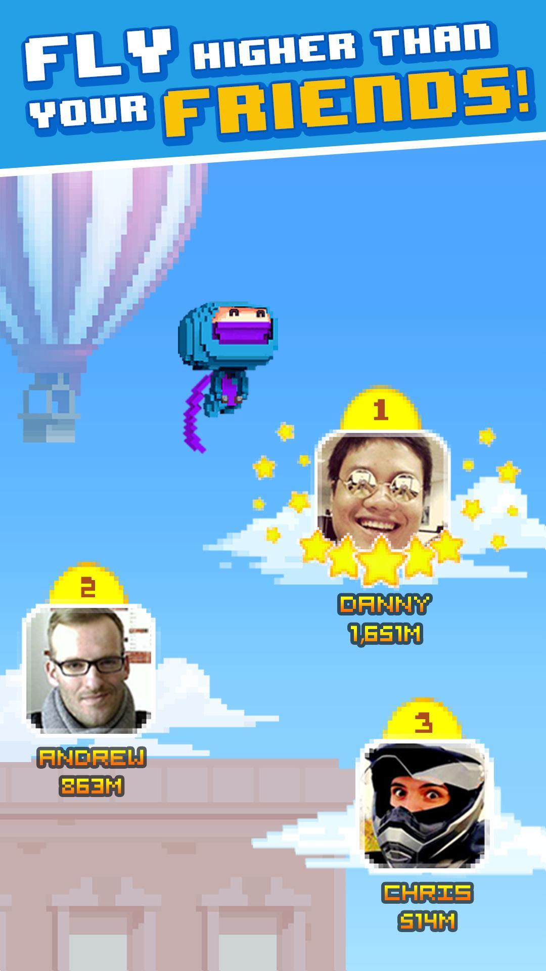 Ninja UP! screenshot #9
