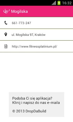 【免費健康App】Fitness Platinium Harmonogram-APP點子