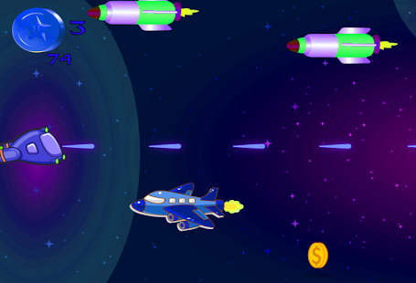 Amazing Space Adventure  2D - screenshot thumbnail