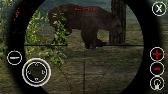 Forest Hunter 3D Real Animals screenshot