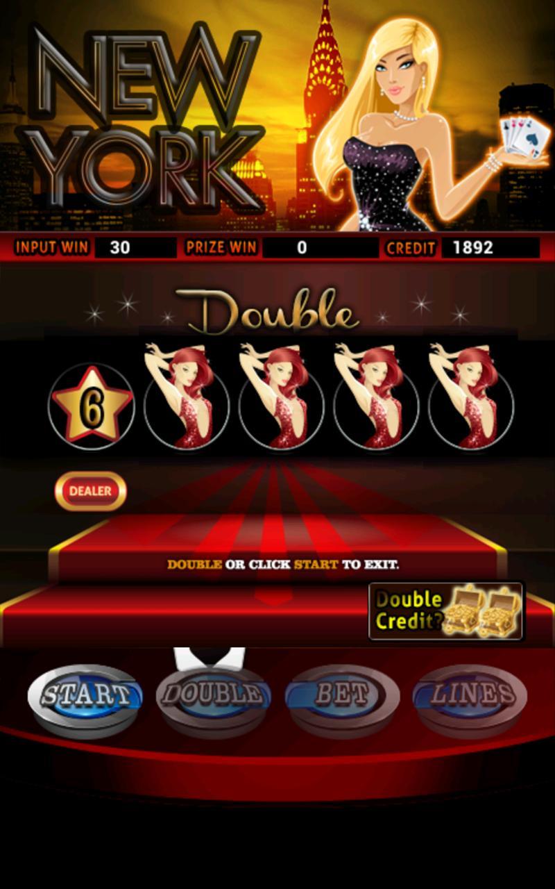 New York Slot Machine HD screenshot #2