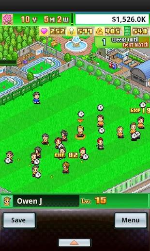 Pocket League Story- screenshot thumbnail