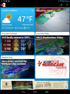 NBC2 Wx- screenshot thumbnail