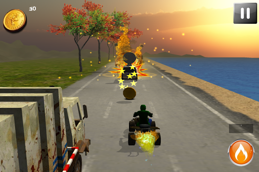 Rampage Racing - Bandit vs Cop