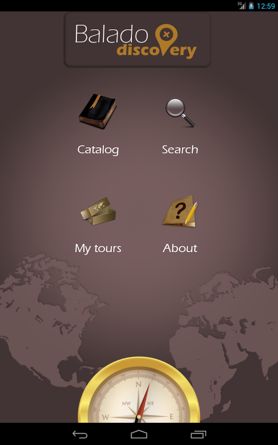 Balado Discovery Tours Guides- screenshot