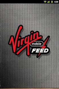 Virgin Mobile Feed - screenshot thumbnail