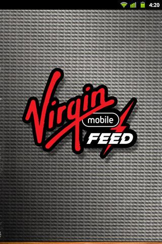 Virgin Mobile Feed - screenshot