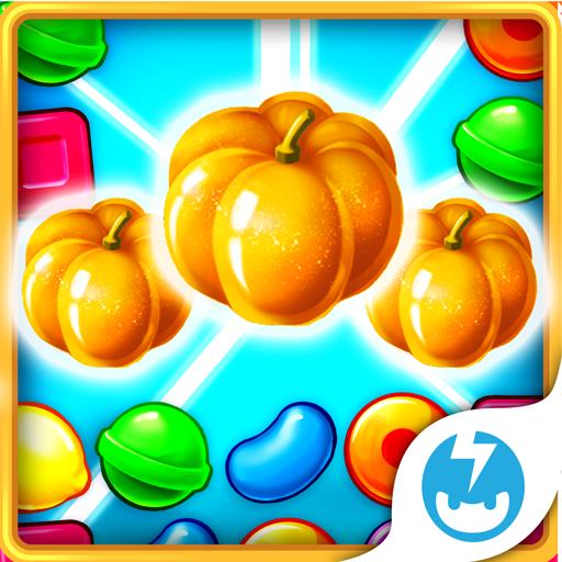 街機App|糖果繽紛樂狂歡:火雞日 LOGO-3C達人阿輝的APP